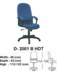 Kursi Direktur & Manager D-2001 B HDT