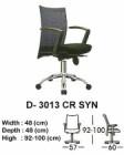 Kursi Direktur & Manager Indachi D-3013 CR SYN