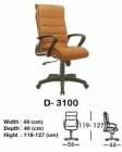 Kursi Direktur & Manager Indachi D-3100