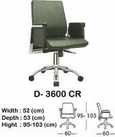 Kursi Direktur & Manager Indachi D-3600 CR