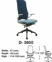Kursi Direktur & Manager Indachi D-3800