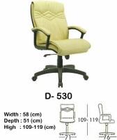 Kursi Direktur & Manager Indachi D-530