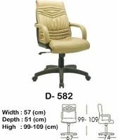Kursi Direktur & Manager Indachi D-582
