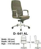 Kursi Direktur & Manager Indachi D-641 AL