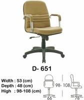 Kursi Direktur & Manager Indachi D-651