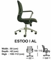 Kursi Direktur & Manager Indachi Estoo I AL