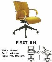 Kursi Direktur & Manager Indachi Fireti II N