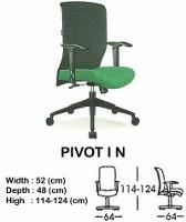 Kursi Direktur & Manager Indachi Pivot I N