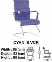 Kursi Hadap Indachi Type Cyan III VCR