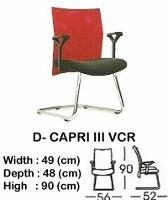 Kursi Hadap Indachi Type D-Capri III VCR