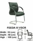 Kursi Hadap Indachi Type Feeda III VSCR