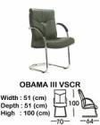 Kursi Hadap Indachi Type Obama III VSCR