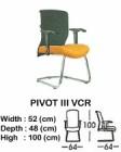 Kursi Hadap Indachi Type Pivot III VCR