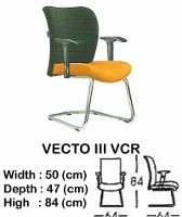 Kursi Hadap Indachi Vecto III VCR
