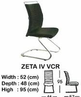 Kursi Hadap Indachi Zeta IV VCR