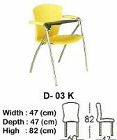 Kursi Kuliah Indachi Type D-03 K