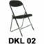 Kursi Lipat Daiko Type DKL 02