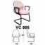 Kursi Hadap Chairman Type VC 805