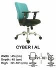 Kursi Staff & Sekretaris Indachi Cyber I AL