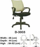 Kursi Staff & Sekretaris Indachi D-3003