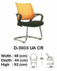 Kursi Hadap Indachi Type D-3003 UA CR