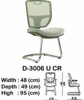 Kursi Hadap Indachi D-3006 U CR