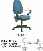 Kursi Staff & Sekretaris Indachi D-410