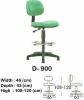 Kursi Staff & Sekretaris Indachi D-900