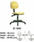 Kursi Staff & Sekretaris Indachi D-940
