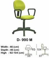 Kursi Staff & Sekretaris Indachi D-990 M