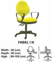 Kursi Staff & Sekretaris Indachi Fabel I N