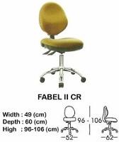 Kursi Staff & Sekretaris Indachi Fabel II CR