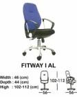 Kursi Staff & Sekretaris Indachi Fitway I AL