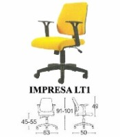 Kursi Staff & Sekretaris Savello Type Impresa LT1