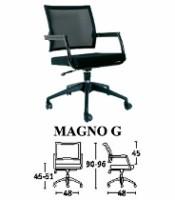 Kursi Staff & Sekretaris Savello Type Magno G