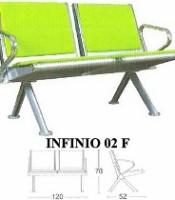 Kursi Tunggu Savello Type Infinio 02 F