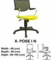 Kursi Staff & Sekretaris Indachi X-Pose I N