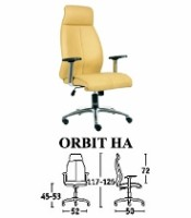 Kursi Direktur Modern Savello Orbit HA