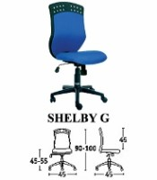 Kursi Manager Modern Savello Shelby G