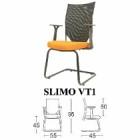 Kursi Manager Modern Savello Slimo VT1