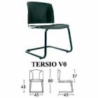 Kursi Staff & Sekretaris Savello Tersio V0