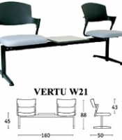 Kursi Tunggu Savello Type Vertu W21