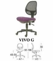 Kursi Staff & Sekretaris Savello Vivo G