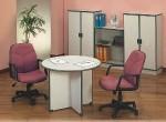 Meja Rapat Bulat 2 Orang