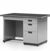 Single Pedestal Desk Alba Type SP-401-L (