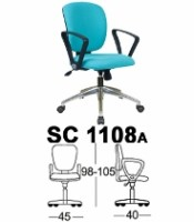 Kursi Sekretaris Chairman Type SC 1108A