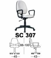 Kursi Sekretaris Chairman Type SC 307