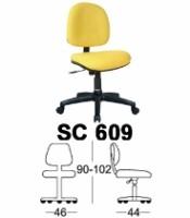 Kursi Sekretaris Chairman Type SC 609