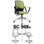 Kursi Sekretaris Chairman Type SC 908A