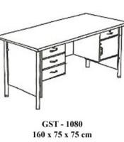 Meja Kantor 1 Biro Orbitrend Type GST-1080